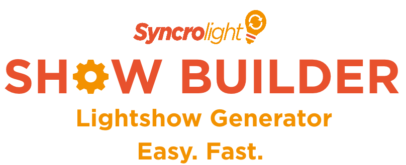Syncrolight Show Builder Logo